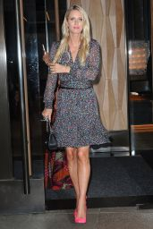 Nicky Hilton - Diane Von Fürstenberg Spring 2016 Fashion Show - New York Fashion Week