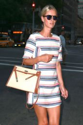 Nicky Hilton - Out in New York City, September 2015