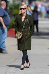 Nicky Hilton - Out in NYC, September 2015