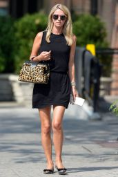 Nicky Hilton Style - Out in NYC, August 2015