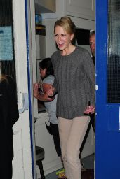 Nicole Kidman at Noel Coward Theatre in London, September 2015