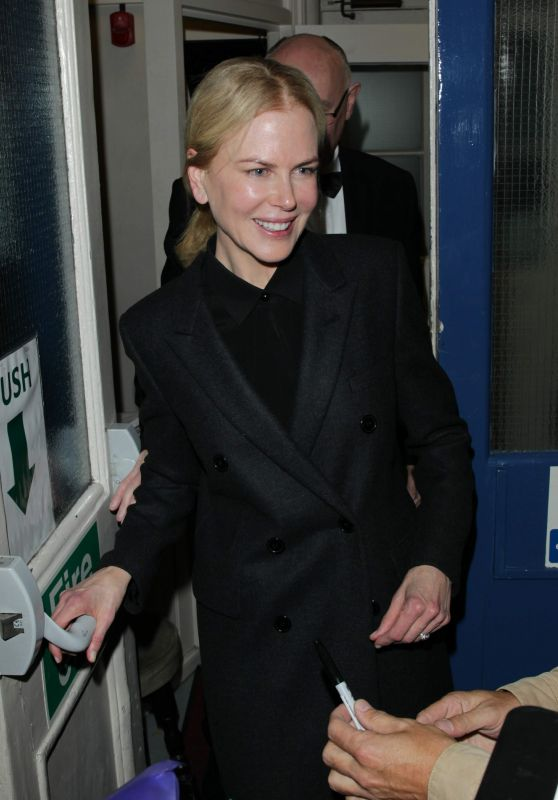 Nicole Kidman - Noel Coward Theatre, September 2015