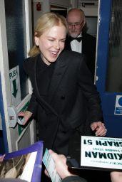 Nicole Kidman - Noel Coward Theatre, September 2015