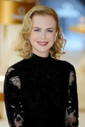 Nicole Kidman - Omega Exhibition at Triennale Palace in Milan, Italy, September 2015