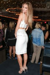 Nina Agdal - BCBG Max Azria Spring 2016 After-Party in New York City