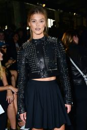 Nina Agdal - Diesel Black Gold Fashion Show, September 2015
