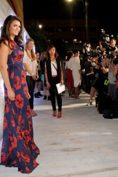Nina Dobrev – VIP Sneak Peek Of go90 Social Entertainment Platform in Los Angeles