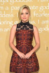 Olivia Holt - Alice + Olivia by Stacey Bendet Fashion Show, September 2015