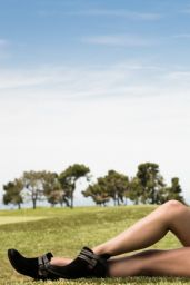Paige Spiranac - Pacific Magazine September 2015 Cover and Pics