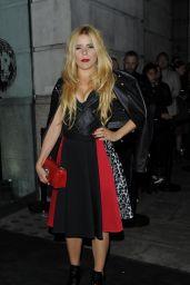 Paloma Faith – Versus Show at London Fashion Week, September 2015