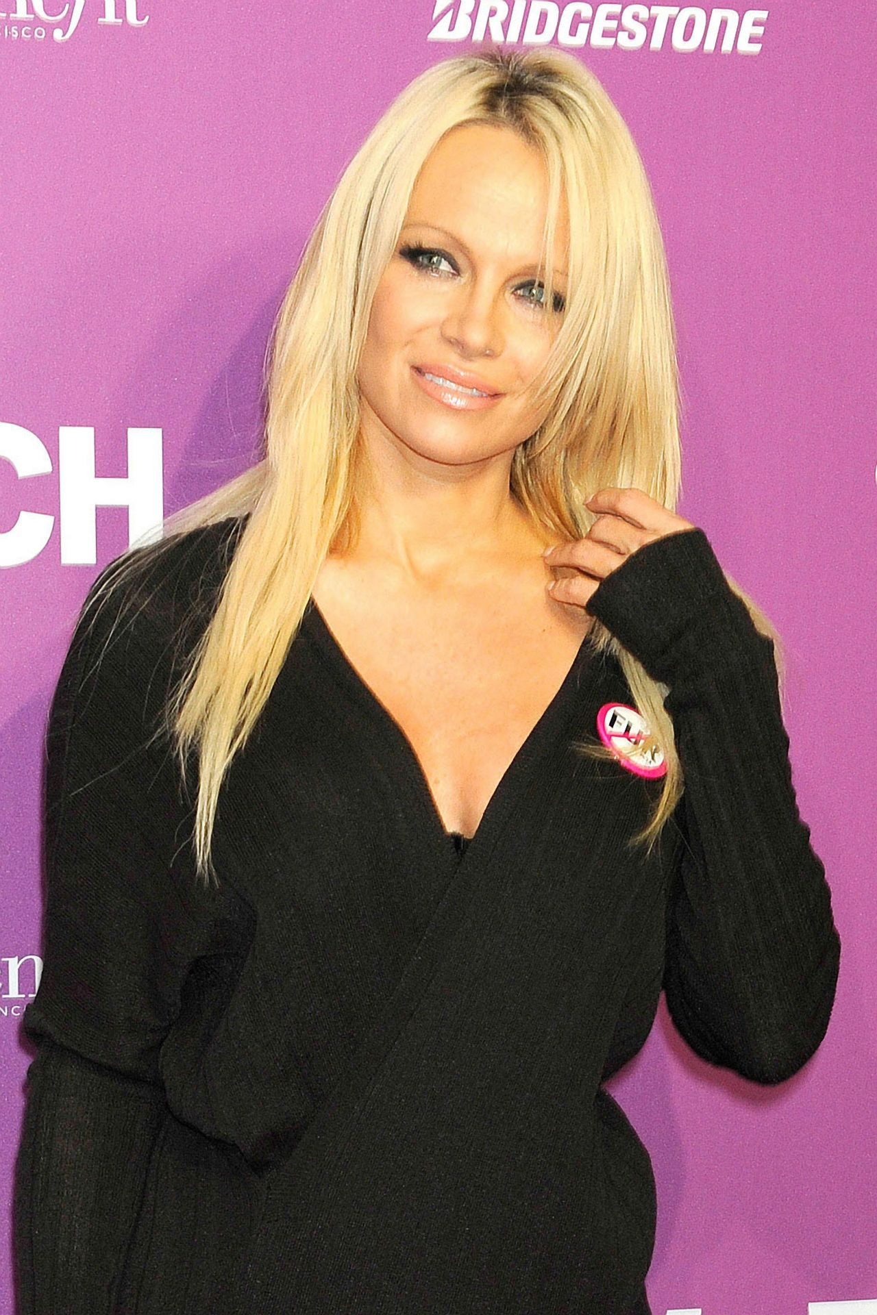 Pamela Anderson – Icons & Idols No 3 Event, September 2015