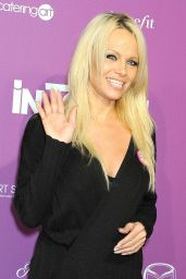 Pamela Anderson - Icons & Idols No 3 Event, September 2015