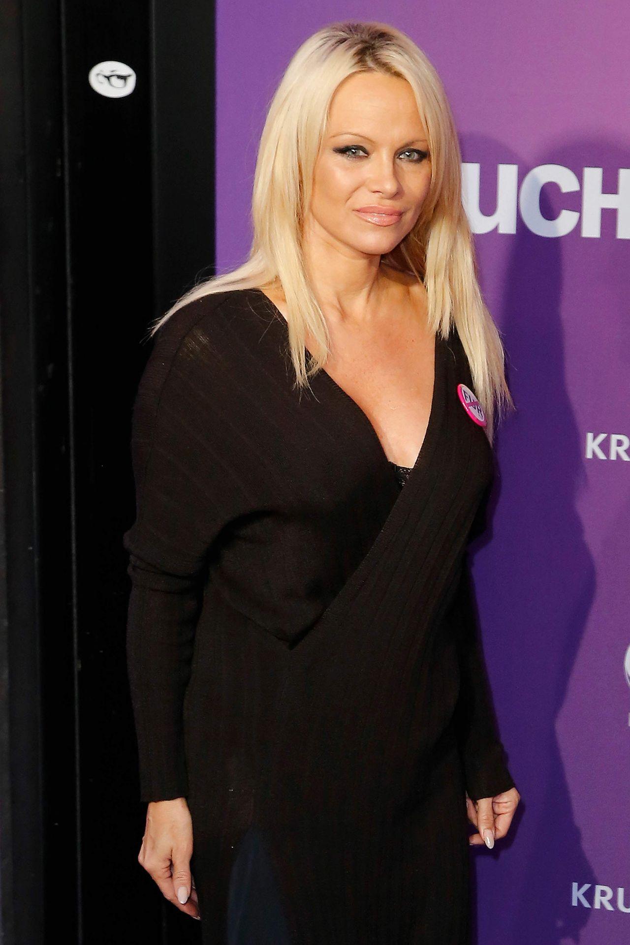 Pamela Anderson - Icons & Idols No 3 Event, September 2015 Pamela Anderson