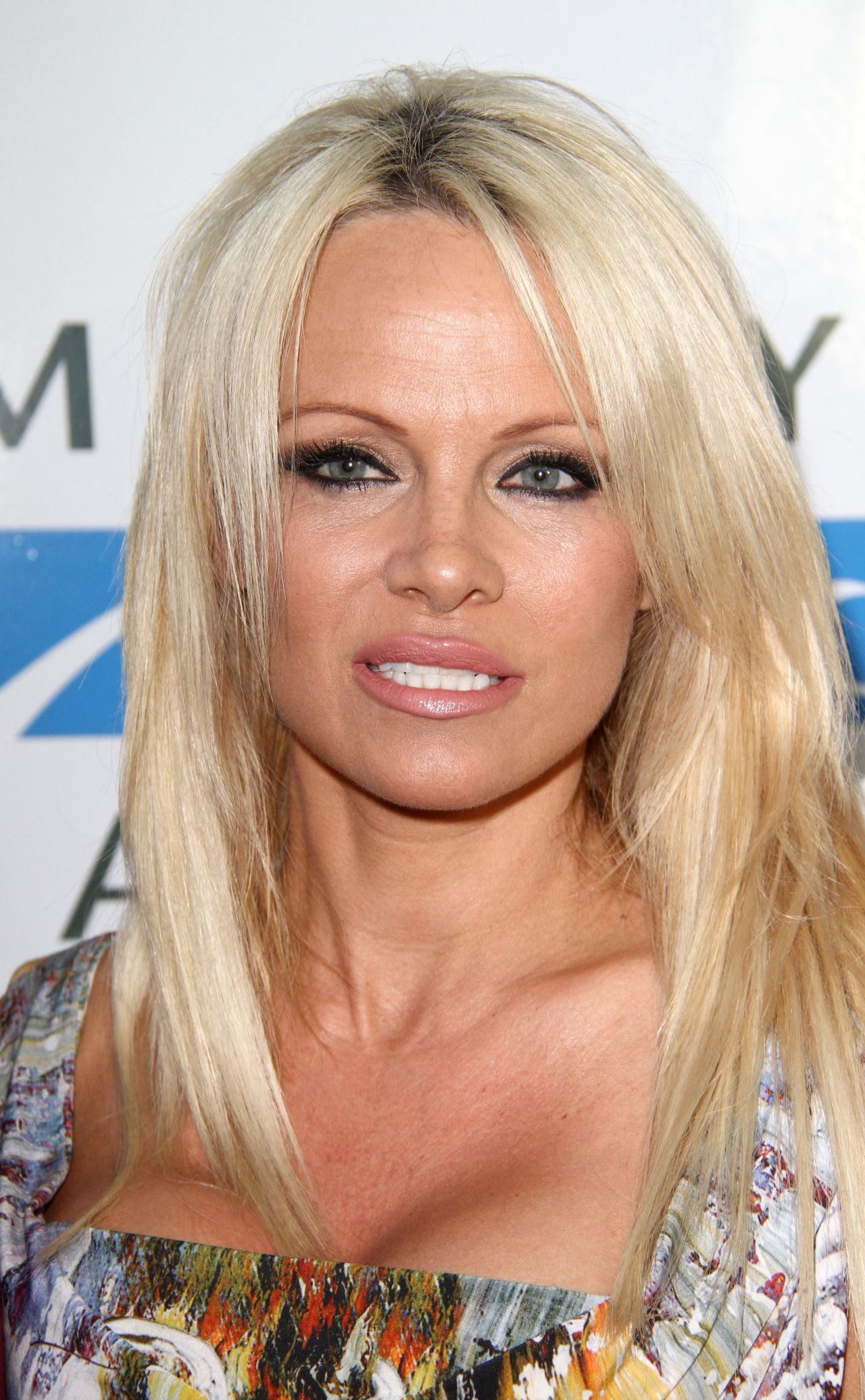 Pamela Anderson - The Hidden Heroes Gala in Culver City Pamela Anderson