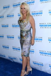 Pamela Anderson - The Hidden Heroes Gala in Culver City