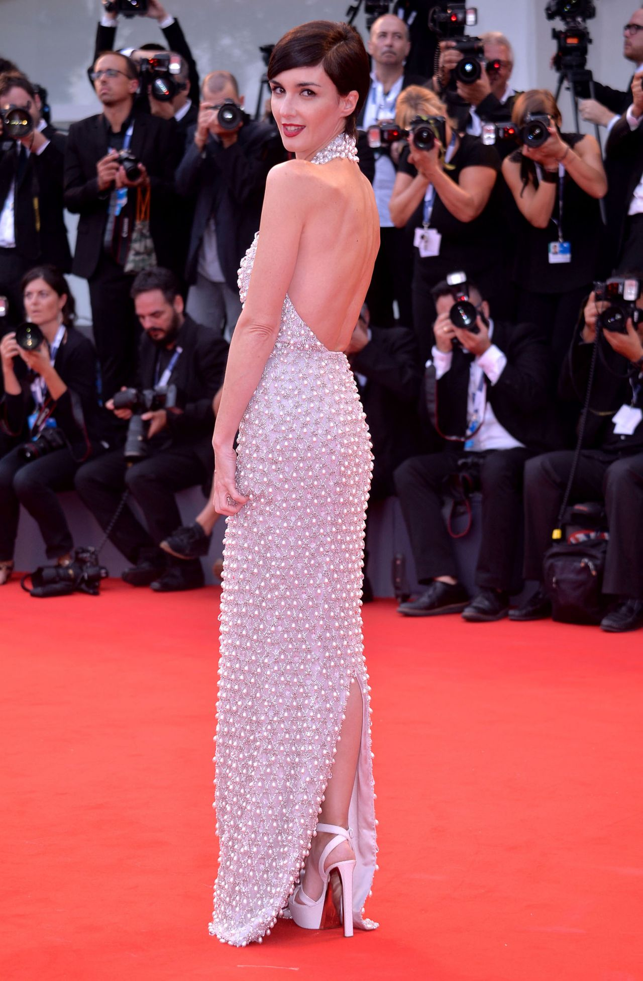 Paz Vega – Opening Ceremony and Premiere of 'Everest ...
