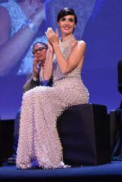 Paz Vega – Opening Ceremony and Premiere of 'Everest' – 2015 Venice Film Festival