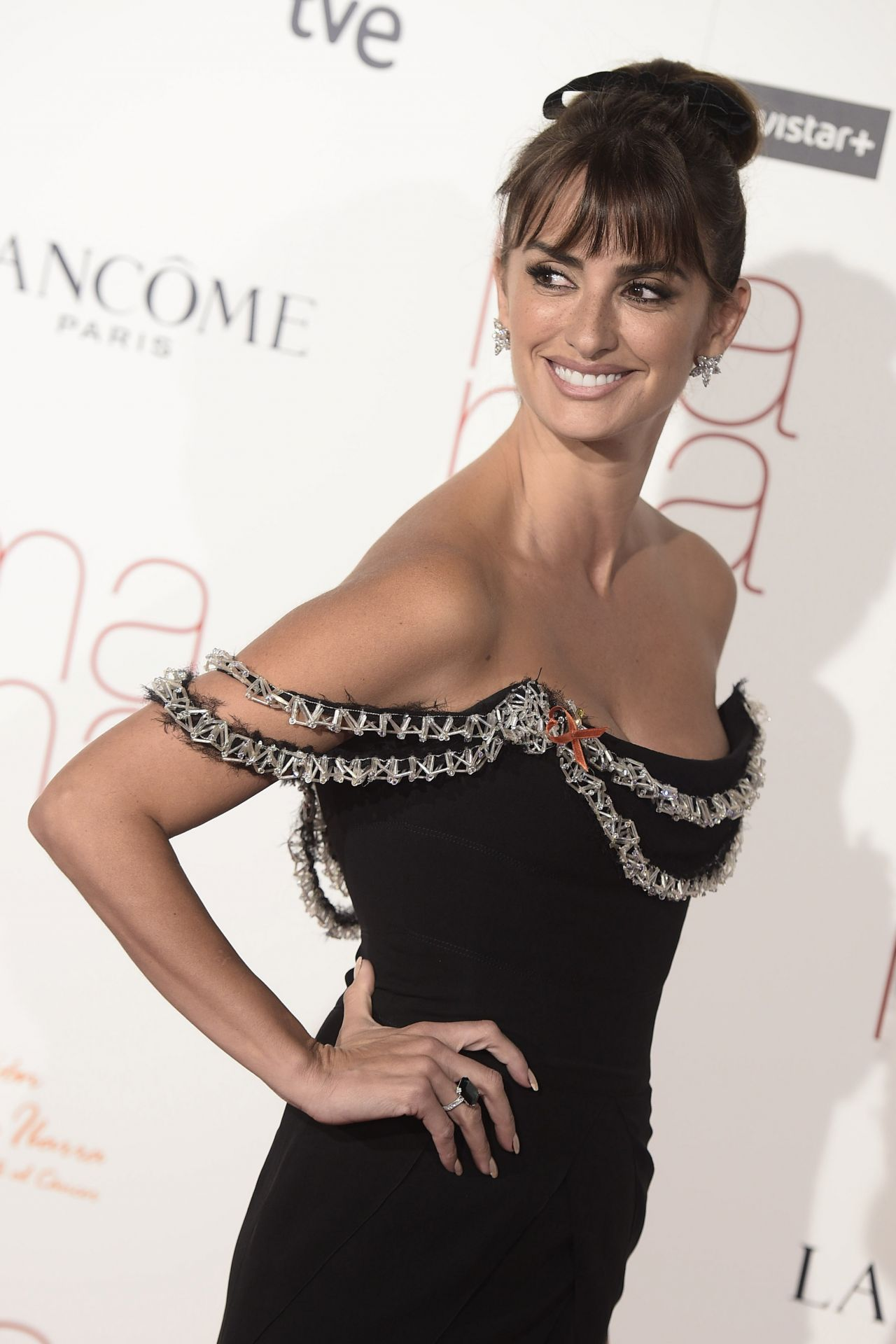 Penelope Cruz Ma Ma Premiere In Madrid