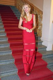 Petra Nemcova - The Gala Dinner by Chopard in Prague, September 2015