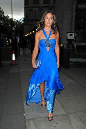Pippa Middleton - Boodles Boxing Ball in London, September 2015