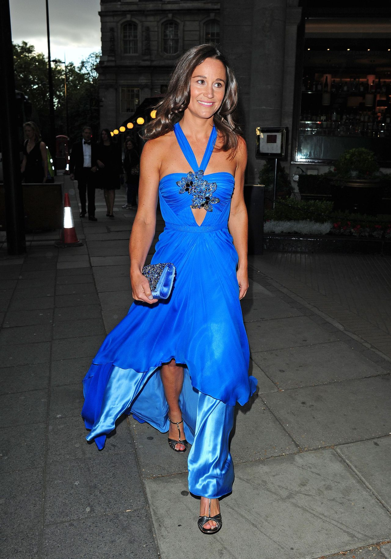 Pippa Middleton Boodles Boxing Ball In London September