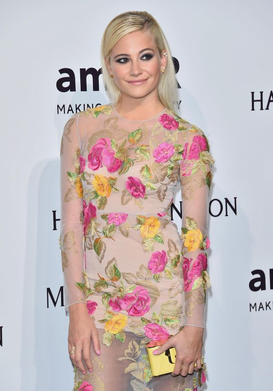 Pixie Lott - amfAR Milano 2015 at La Permanente in Milan