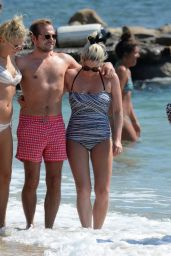 Pixie Lott Hot in Bikini - Mykonos, Greece, September 2015