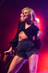 Pixie Lott - Performing at the Warrington Festival in UK, September 2015