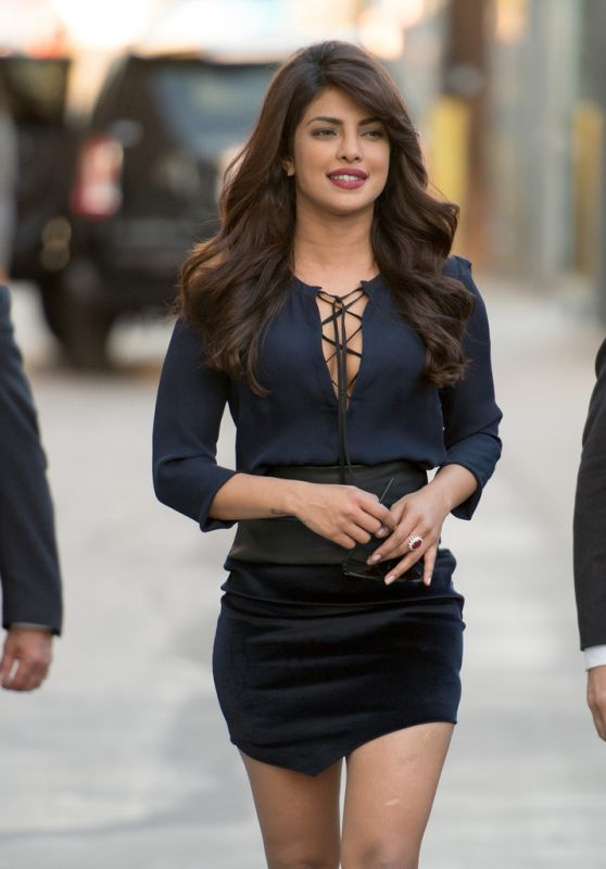 Priyanka Chopra - at