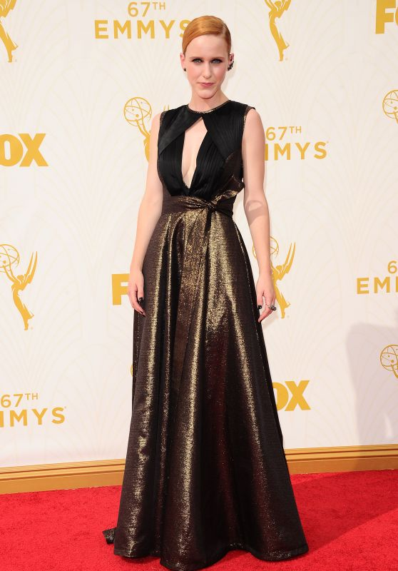 Rachel Brosnahan – 2015 Primetime Emmy Awards in Los Angeles