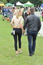 Rachel Riley - 2015 PupAid Puppy Farm Awareness Day in London