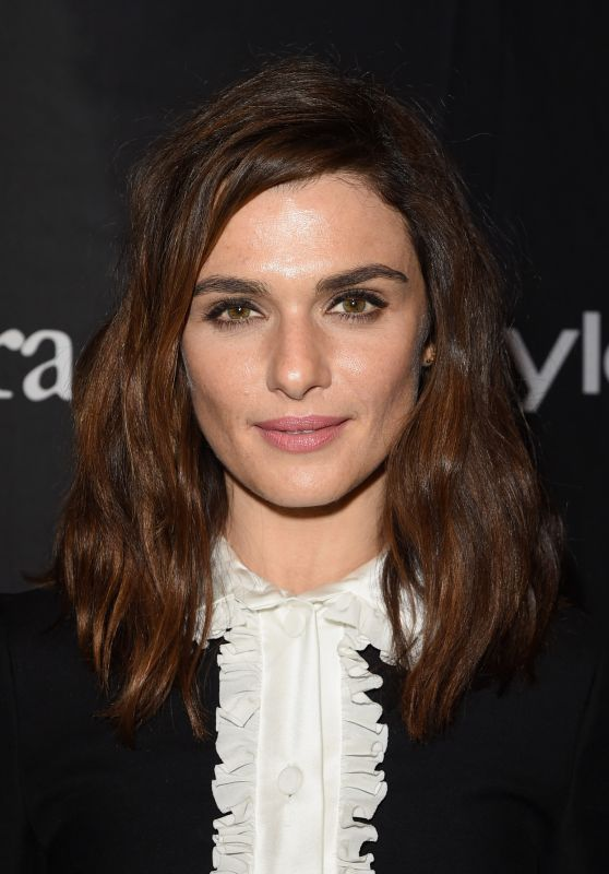 Rachel Weisz - InStyle & HFPA Party in Toronto, September 2015