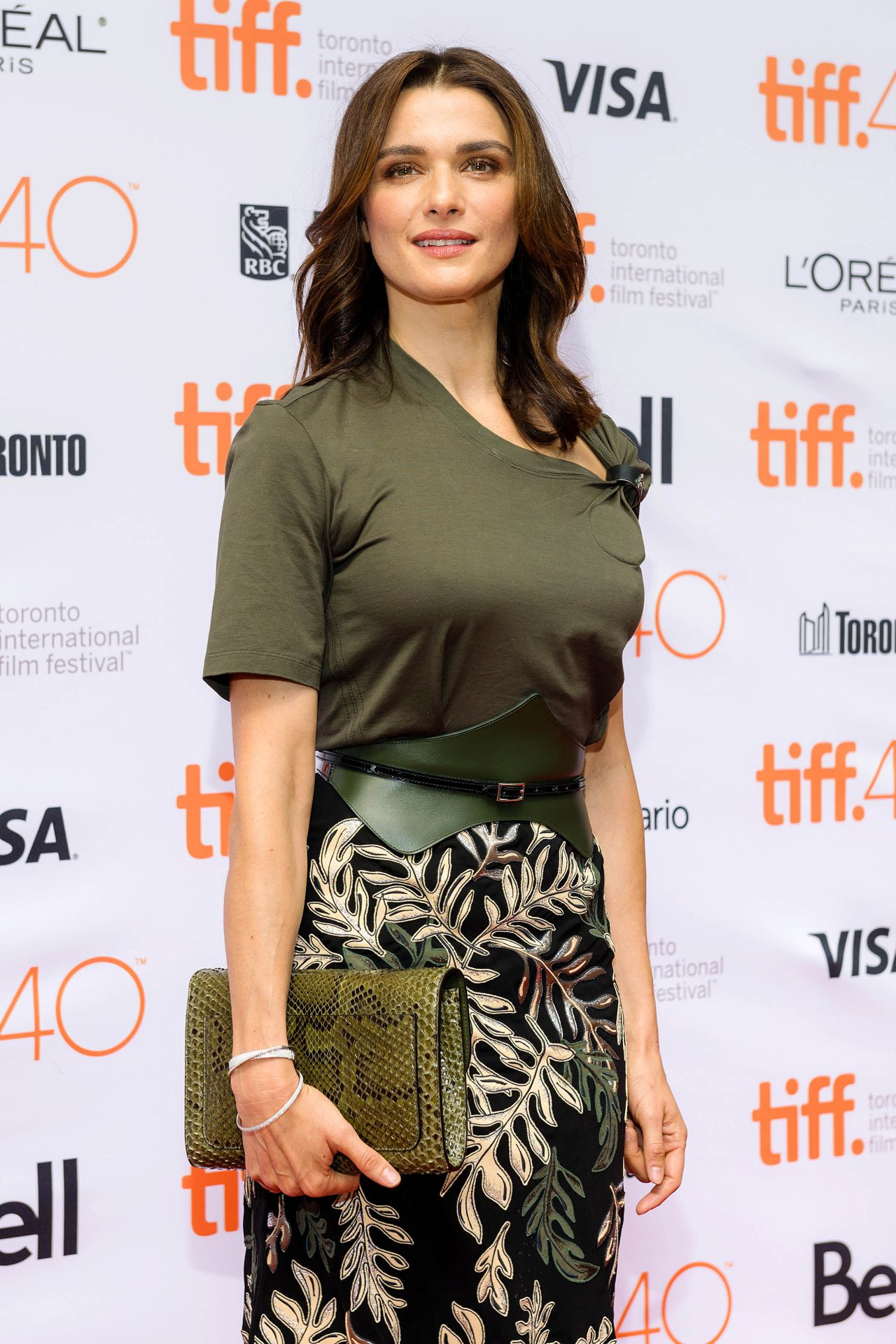 Rachel Weisz – 'The Lobster' Premiere at the Toronto Film ...
