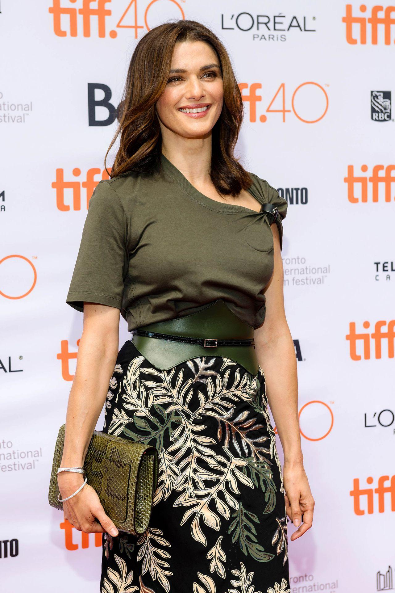 Rachel Weisz - 'The Lobster' Premiere at the Toronto Film Festival