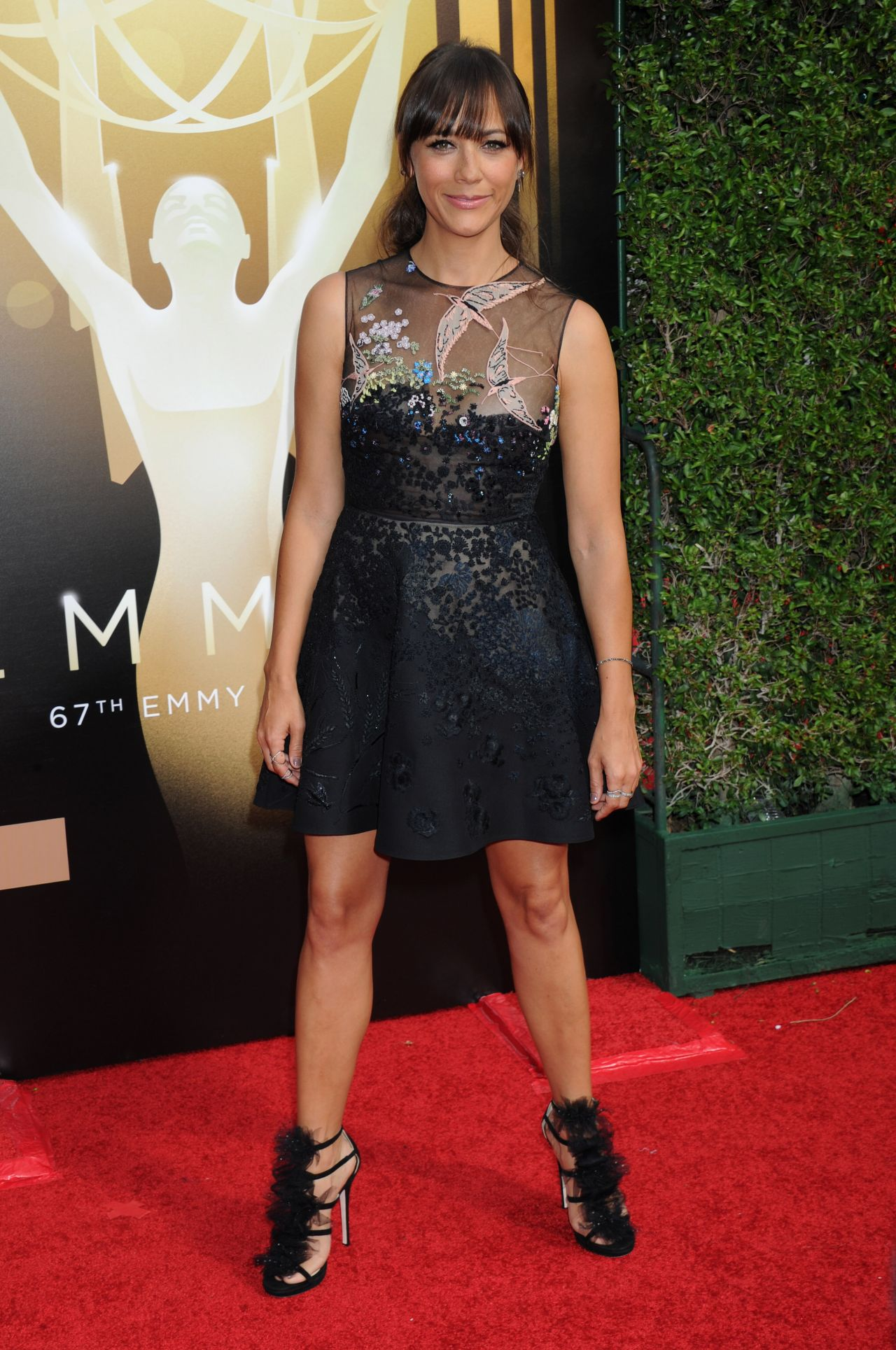 Rashida Jones 2015 Creative Arts Emmy Awards In Los Angeles