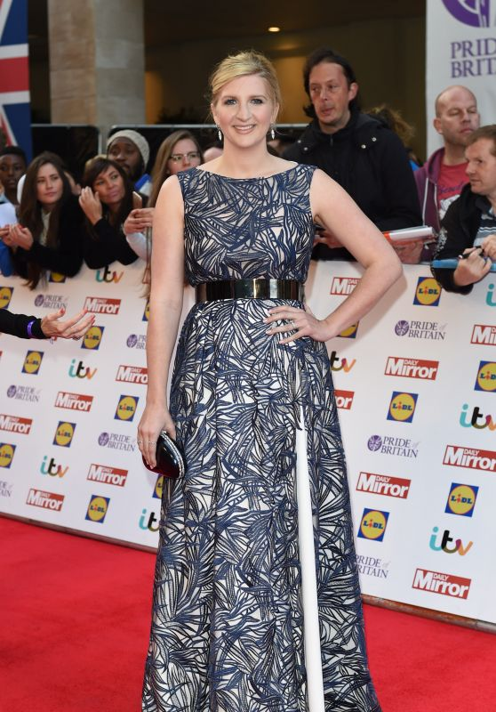 Rebecca Adlington - Pride of Britain Awards 2015 in London