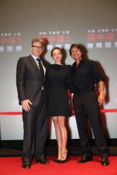 Rebecca Ferguson - Mission: Impossible - Rogue Nation Fan Screening in Beijing