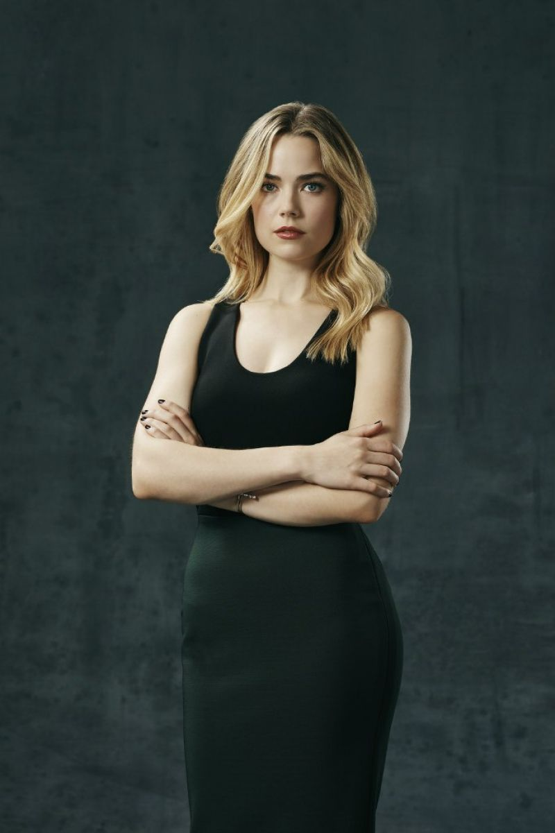 Rebecca Rittenhouse - Blood and Oil Promoshoot 2015
