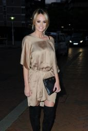 Rhian Sugden - Manchester Evening News Diary Party in Manchester, September 2015