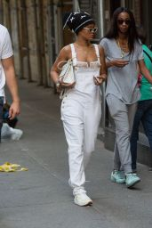 Rihanna Casual Style - NYC, September 2015