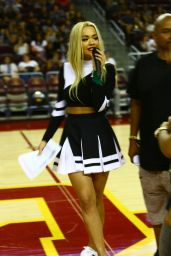 Rita Ora - 2015 Power 106 Celebrity Basketball Game in Los Angeles