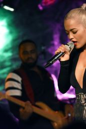 Rita Ora Performing at The Loft in Atlanta, September 2015