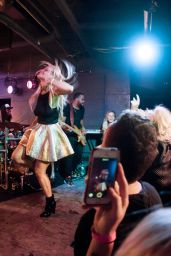 Rita Ora Performs At U Street Music Hall in Washington D.C., September 2015