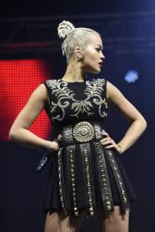 Rita Ora - Radio City Summer Live at the Echo Arena in Liverpool