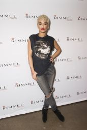 Rita Ora - Rita Ora X Rimmel London Media Event in Toronto
