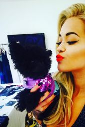 Rita Ora – Twitter, Instagram and Personal Pics, September 2015