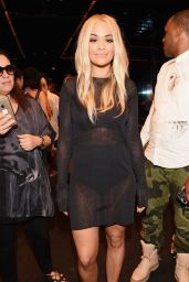 Rita Ora - Vera Wang Show at Spring 2016 NY Fashion Week