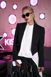 Rita Ora - Visits Kiss FM Studio