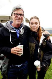 Rooney Mara - 2015 Telluride Film Festival at Elks Park in Telluride, Colorado