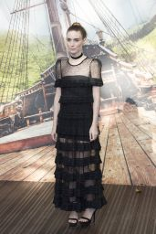Rooney Mara - Pan Premiere in London